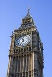 Torre de reloj de Ben grande Foto de archivo