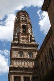 Torre de reloj de Pablo Espanol Imagen de archivo libre de regalías