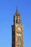 Torre de reloj de Rajabhai Imagen de archivo