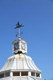 Torre de reloj de Viking Bay Imagen de archivo libre de regalías