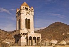 Torre de reloj - Death Valley Fotografía de archivo libre de regalías