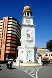 Torre de reloj del jubileo Imagenes de archivo