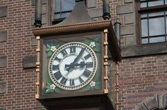 Torre de reloj del vapor de Otaru Fotografía de archivo