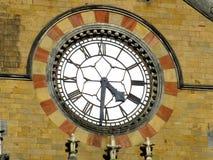 Torre de reloj en Bombay la India Imagenes de archivo