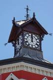 Torre de reloj en Ciudad del Cabo Imágenes de archivo libres de regalías
