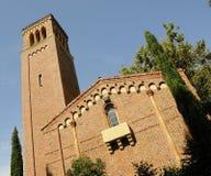 Torre de reloj en el estado 2 Chico Imagen de archivo libre de regalías