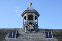 Torre de reloj en Grantham, Inglaterra, Europa Imagen de archivo