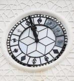 Torre de reloj en Penang Foto de archivo