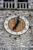 Torre de reloj en Umag Fotos de archivo