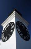 Torre de reloj grande 03 Imágenes de archivo libres de regalías