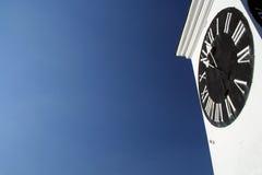 Torre de reloj grande 04 Imágenes de archivo libres de regalías
