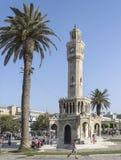 Torre de reloj histórica Foto de archivo libre de regalías