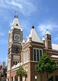 Torre de reloj - Perth WA imagenes de archivo