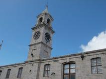 Torre de reloj vieja imagen de archivo libre de regalías