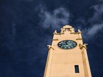 Torre de reloj vieja, Montreal, Canadá Imagen de archivo libre de regalías