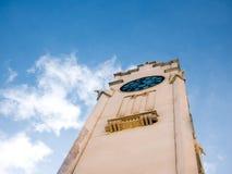 Torre de reloj vieja, Montreal, Canadá Imágenes de archivo libres de regalías