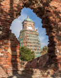 Torre de reloj Vyborg Imagenes de archivo
