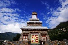 Torre de rey Gesar Imagenes de archivo