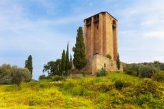 Torre de rey Milutin Fotos de archivo libres de regalías