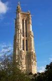 Torre de Saint Jacques em Paris Imagem de Stock Royalty Free