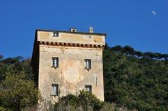 Torre de San Fruttuoso Imagenes de archivo