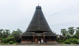 Torre de Sanjiang Fotografía de archivo libre de regalías
