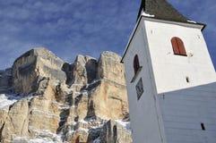 A torre de Santa Croce imagens de stock