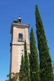 Torre De Santa María, Alcalá Image stock