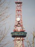 Torre de Sapporo TV fotos de archivo libres de regalías