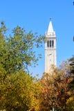 Torre de Sather foto de archivo