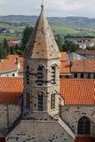 Torre de Saugues Bell fotografia de stock royalty free