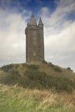 Torre de Scrabo Fotos de Stock Royalty Free