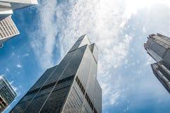 Torre de Sears Willis imagen de archivo libre de regalías
