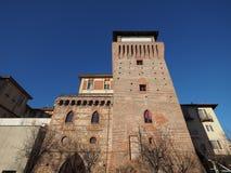 Torre de Settimo en Settimo Torinese Fotografía de archivo libre de regalías