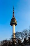 Torre de Seul Fotos de archivo libres de regalías