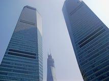Torre de Shaghai Imagem de Stock Royalty Free