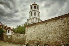 A torre de sino foto de stock royalty free