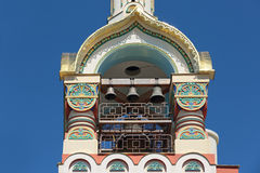 A torre de sino Foto de Stock