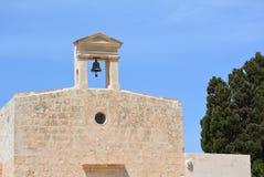 Torre de sino abandonada Imagem de Stock Royalty Free