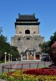 Torre de sino antiga chinesa Fotos de Stock Royalty Free