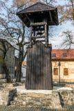 Torre de sino antiga dos mineiros Imagens de Stock