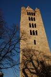 Torre de sino de Aosta Imagens de Stock