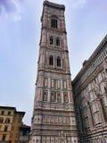 Torre de sino de Giotto Fotografia de Stock Royalty Free