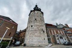 Torre de sino de Namur, Bélgica Imagens de Stock Royalty Free