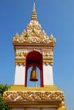 Torre de sino de Tailândia Foto de Stock Royalty Free