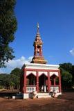 Torre de sino de Tailândia Imagem de Stock Royalty Free