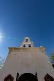 Torre de sino espanhola da missão Fotografia de Stock Royalty Free