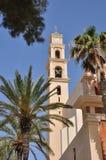 Torre de sino. Jaffa. Fotografia de Stock Royalty Free