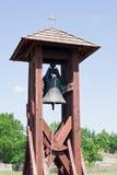 Torre de sino, madeira Imagem de Stock Royalty Free