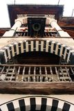 Torre de sino no monastério de Rila Foto de Stock Royalty Free